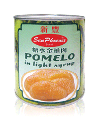 Pomelo in Syrup