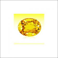 Citrine, Yellow sapphire
