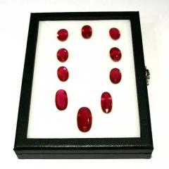 Natural Oval Ruby