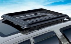 Super Roof Rack CB-535 Black