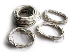 White Flower Bands
