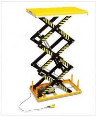 Three Scissor Lift Table HT series