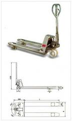 Stainless Pallet Trucks MPS series
