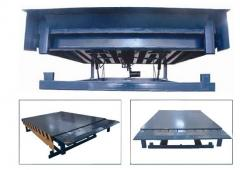 Telescopic Dock Leveler (metric)