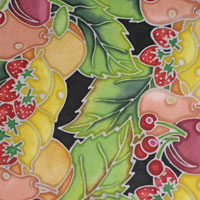 Saa Paper Photo Frames - Batik Fruit