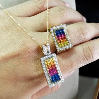 rainbow_sapphire_jewelry_set_code_s1178