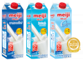 Pasteurized milk carton type