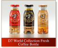 D7 World Collection Fresh Coffee Bottle