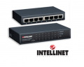 8-Port Fast Ethernet Office Switch