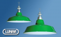 SC450 Pendant Lighting : Cone-Shaped Steel reflector