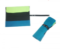 Karen Pencil Case-Turquoise