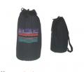 Akha Round Back Pack-Black