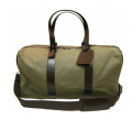 Canvas Boston Bag