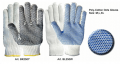 Poly-Cotton Dots Gloves