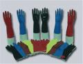 PVC Flock Gloves