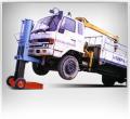 Lifting Equipment Model FL-8000L (Long Arm Type)
