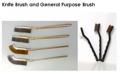 Knife Brush And General Purpose Brush