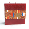 Aromatic Cube Candle Set 1