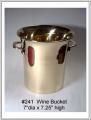 Handmade Bronze Bucket