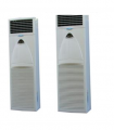 Floor standing type air conditioners