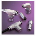 Stainless Steel Push-In Fittings