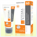 Vitara Facial Sunscreen SPF 60 Cream
