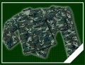 Camouflage Uniform Sc-119 Shirt, Sc-120 Trouser