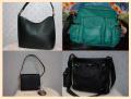 Handbag leathers