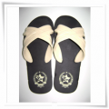 Women's slippers S-444 Cream