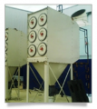 Cement Collector System