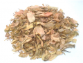 White lotus dried flowers (Nelumbo nucifera) 100g.
