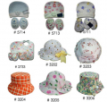Сap sets and girl hats