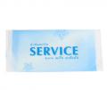 SERVICE towel