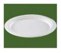 Ellipse Plate 10-inch.