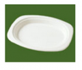 Oval Plate 6.5-inch.