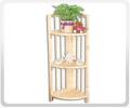 3 Shelves Corner