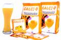 Calcium concentrated juice powder