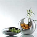 The Moon Collection. Basket & Vase and Fruit Bowl.