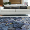 The Rock Rug Blue