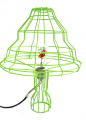 Wire Lamp Pagoda