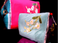 Traingle cushion