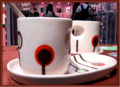 HOLE coffee mug set