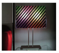 Multicolor Table Lamp