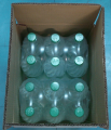 PET Bottle natural mineral water 600 ml