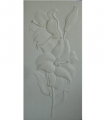 Wall Decorative-Lily Flower
