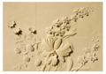 Wall Decorative - Jum Jor Mai or Flower Bouquet