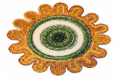 Sewed Placemat Sunflower