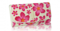 Long wallet Pink Flower