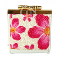Coin pouch Pink Flower