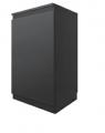 Pantry 1 PN-101 cabinet doors open